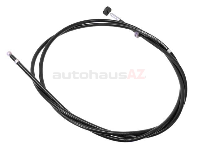 Oe Supplier 1j1823531c Hood Release Cable