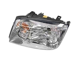 1J5941017BJ Hella Headlight; Left Assembly without Foglight