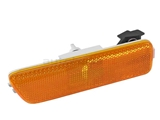 1JM945072 TYC Side Marker Light; Front Right, Amber