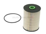 1K0127434B Mann Fuel Filter; 116mm Length, 18.6mm Center Opening