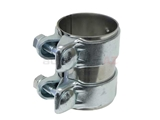 1K0253141N HJ Schulte-Leistritz Exhaust/Muffler Clamp; 60mm Pipe