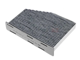 1K1819653A Mann Cabin Air Filter; With Activated Charcoal