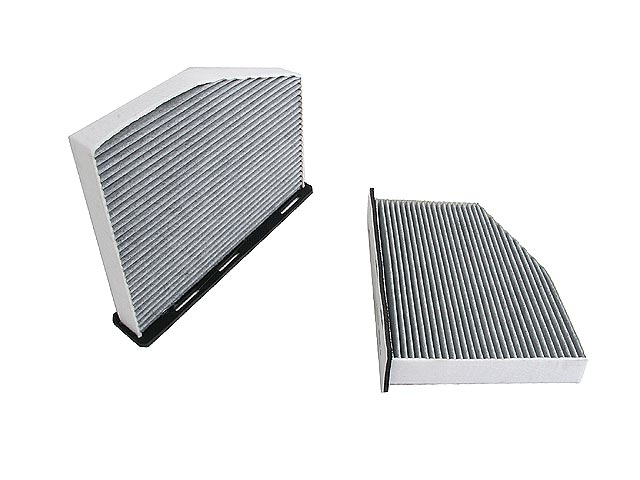1K1819653BHE Hengst Cabin Air Filter; With Activated Charcoal