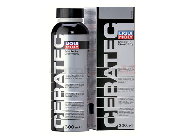 20002 Liqui Moly Engine Oil Additive; CERA TEC; 300ml Bottle