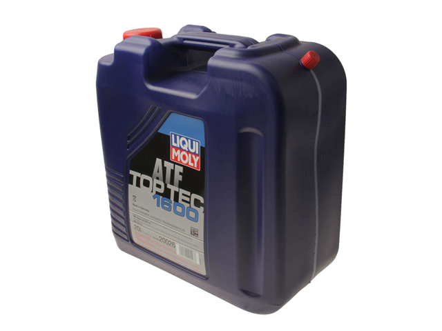 20026 Liqui Moly ATF, Automatic Transmission Fluid; Top Tec 1600, 20 Liter