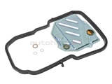 2012700098 ElringKlinger Auto Trans Filter Kit; A/T Filter and Pan Gasket