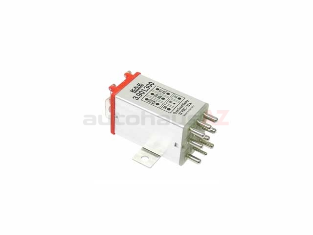 2015403745 Kaehler (KAE) Overload Protection Relay; 9 Pin Connection; With 10Amp Fuse Protection