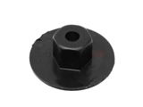 2019900050 Febi Nut; Plastic Self-Threading Nut, 4.2mm