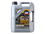 20238 Liqui Moly Top Tec 6200 Engine Oil; 0W-20 Synthetic; 5 Liter