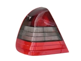 2028205366 ULO Tail Light Lens; Left; Smoked