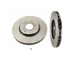 2034210512A Brembo Disc Brake Rotor; Front