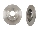 2034230112A Brembo Disc Brake Rotor; Rear; Solid 275x9mm
