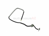2034303729 Genuine Mercedes Power Brake Booster Line; Vacuum Pump to Booster