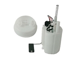 2034702394 Genuine Mercedes Fuel Pump Module Assembly; Intank Assembly with Level Sensor; Right Tank; Factory Rebuilt