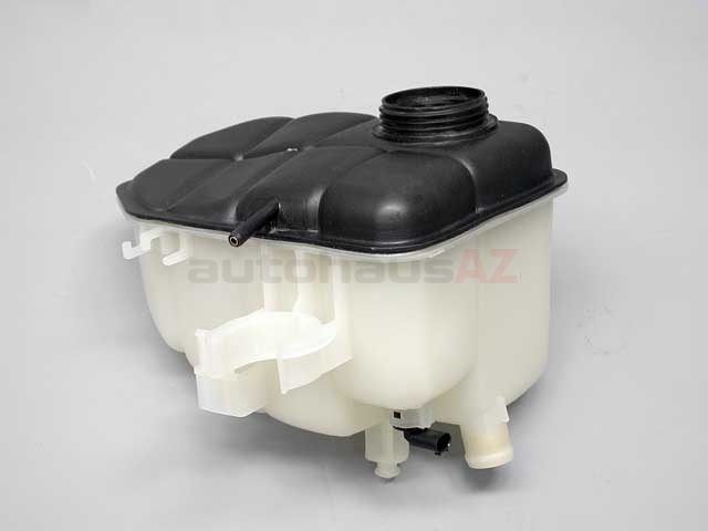 2035000049OE Genuine Mercedes Expansion Tank/Coolant Reservoir; With Level Sensor