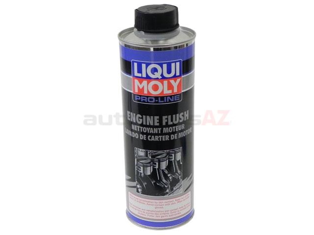 liqui moly 2037 engine flush motor clean oil change prep. Black Bedroom Furniture Sets. Home Design Ideas