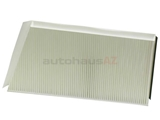 2038300118 Corteco Cabin Air Filter; Without Activated Charcoal