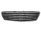 2038800183 EZ Grille; Chrome with Black