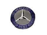2048170616 Genuine Mercedes Emblem; Hood Badge