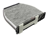 2048300018 Mann Cabin Air Filter; With Activated Charcoal