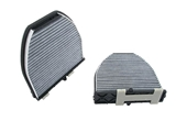 2048300018A Filtertech Cabin Air Filter; Activated Charcoal