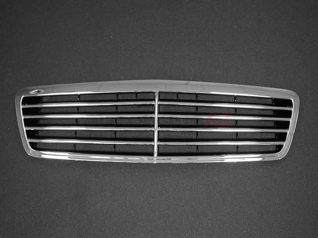 2088800085 Genuine Mercedes Grille; Assembly
