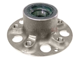 2093300325 Genuine Mercedes Axle Bearing and Hub Assembly; Front