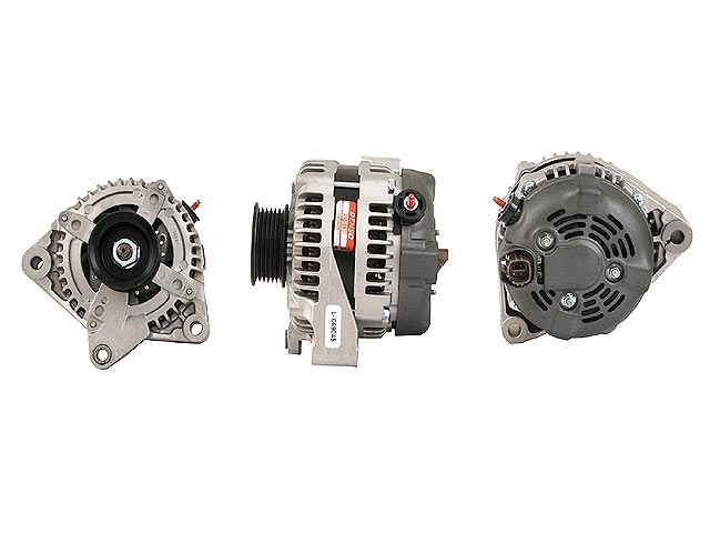 2100607 Denso Remanufactured Alternator