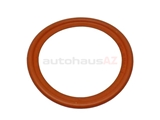 2104710079 Genuine Mercedes Fuel Tank Sender Seal; Flat Seal, Sender to Tank