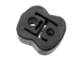 2104920744 Vaico Exhaust System Hanger; Rubber Hanger at Rear Muffler