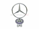 2108800186 Genuine Mercedes Hood Ornament
