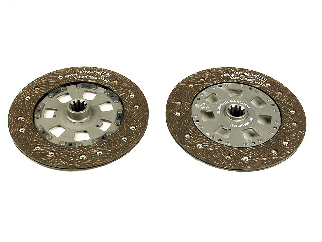 21211223134 Sachs Clutch Friction Disc; 240mm, 10 Teeth