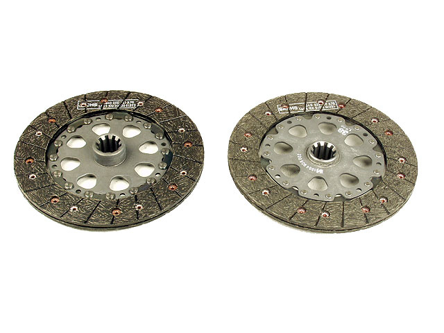 21211223495 Sachs Clutch Friction Disc