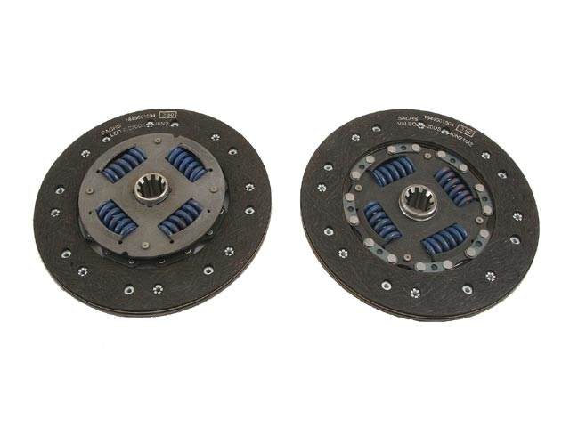 21212226594 Sachs Clutch Friction Disc