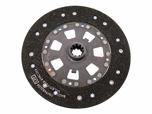 21212227010 Sachs Clutch Friction Disc
