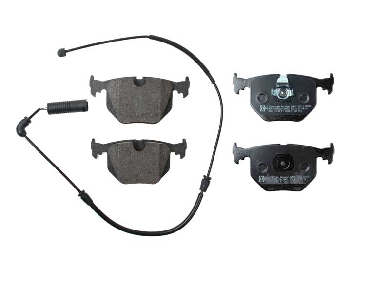 212821701 Zimmermann Brake Pad Set