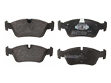 219251751 Zimmermann Brake Pad Set
