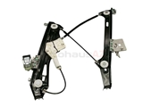 2197200946 Genuine Mercedes Window Regulator; Front Left