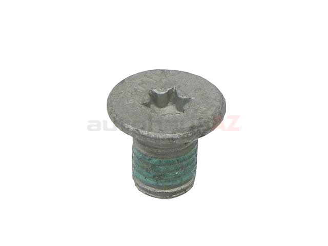 2204210171 Febi Disc Brake Rotor Set Screw; Front or Rear; Brake Disc to Hub; 8x12mm
