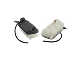 2205000049OE Genuine Mercedes Expansion Tank/Coolant Reservoir; WITH Level Sensor
