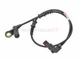 2205400117 Bremi ABS Wheel Speed Sensor; Front