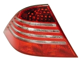 2208201966 ULO Tail Light Lens; Left Rear