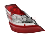 2218200366 ULO Tail Light Lens; Left Lens Assembly