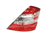 2218200466 ULO Tail Light Lens; Right Lens Assembly
