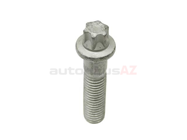 23001222891 Genuine BMW Manual Transmission Bellhousing Bolt; Torx M12x50mm