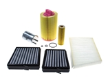 230FLTRKIT AAZ Preferred Oil Filter Kit; Air, Oil, Fuel and Cabin Filters; KIT