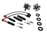 230TUNEUPKIT AAZ Preferred Ignition Tune-Up Kit; Plugs, Coils and Wire Set; KIT