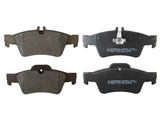233341651 Zimmermann Brake Pad Set; Rear