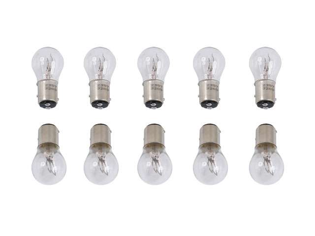 2357 OES Multi Purpose Light Bulb; PACK of 10