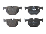 237321701 Zimmermann Brake Pad Set